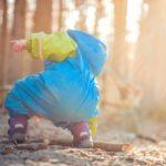 赤ちゃんの靴は柔らかいものを選択!体感やバランス感覚のために!
